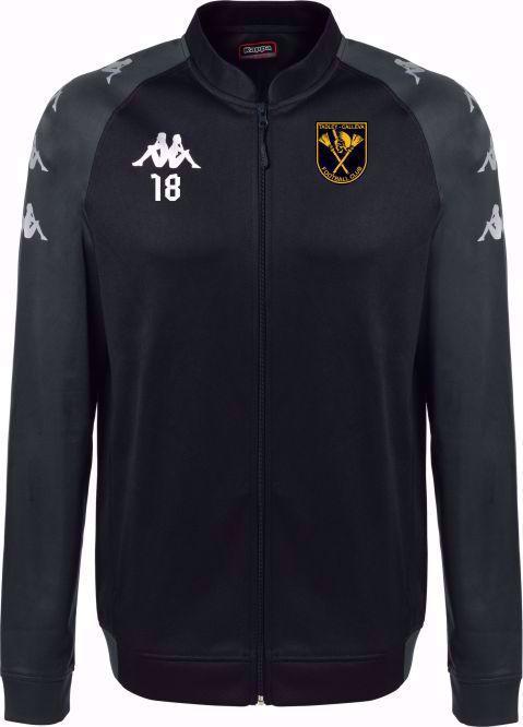 Tadley Calleva FC  Verone Tracksuit Jacket - JUNIOR