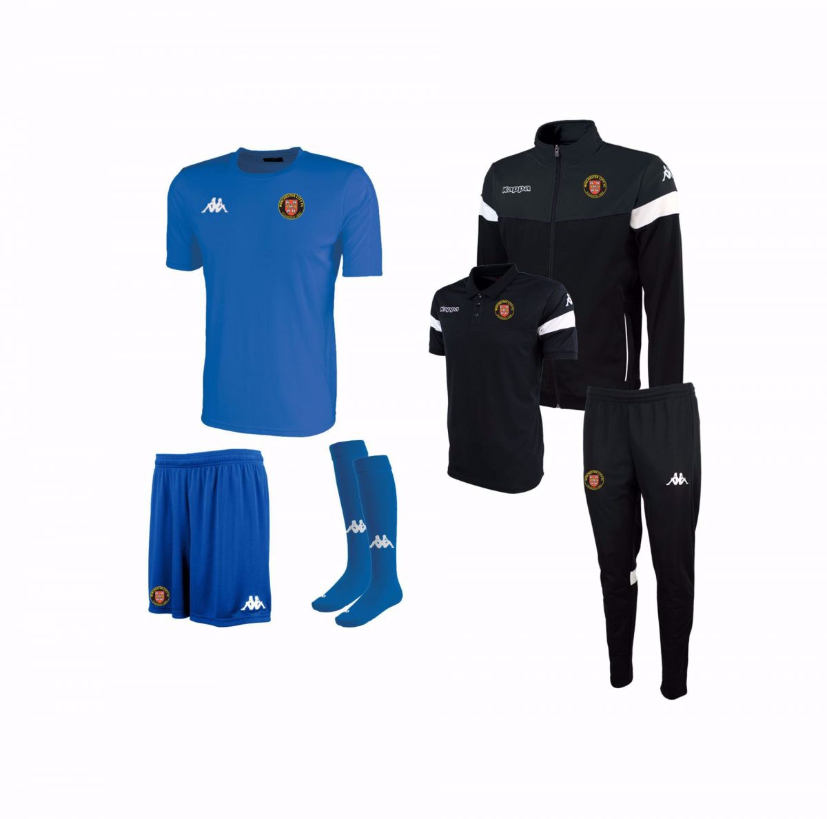 Winchester City FC Players Pack 2020/21- Under 16's/U18's