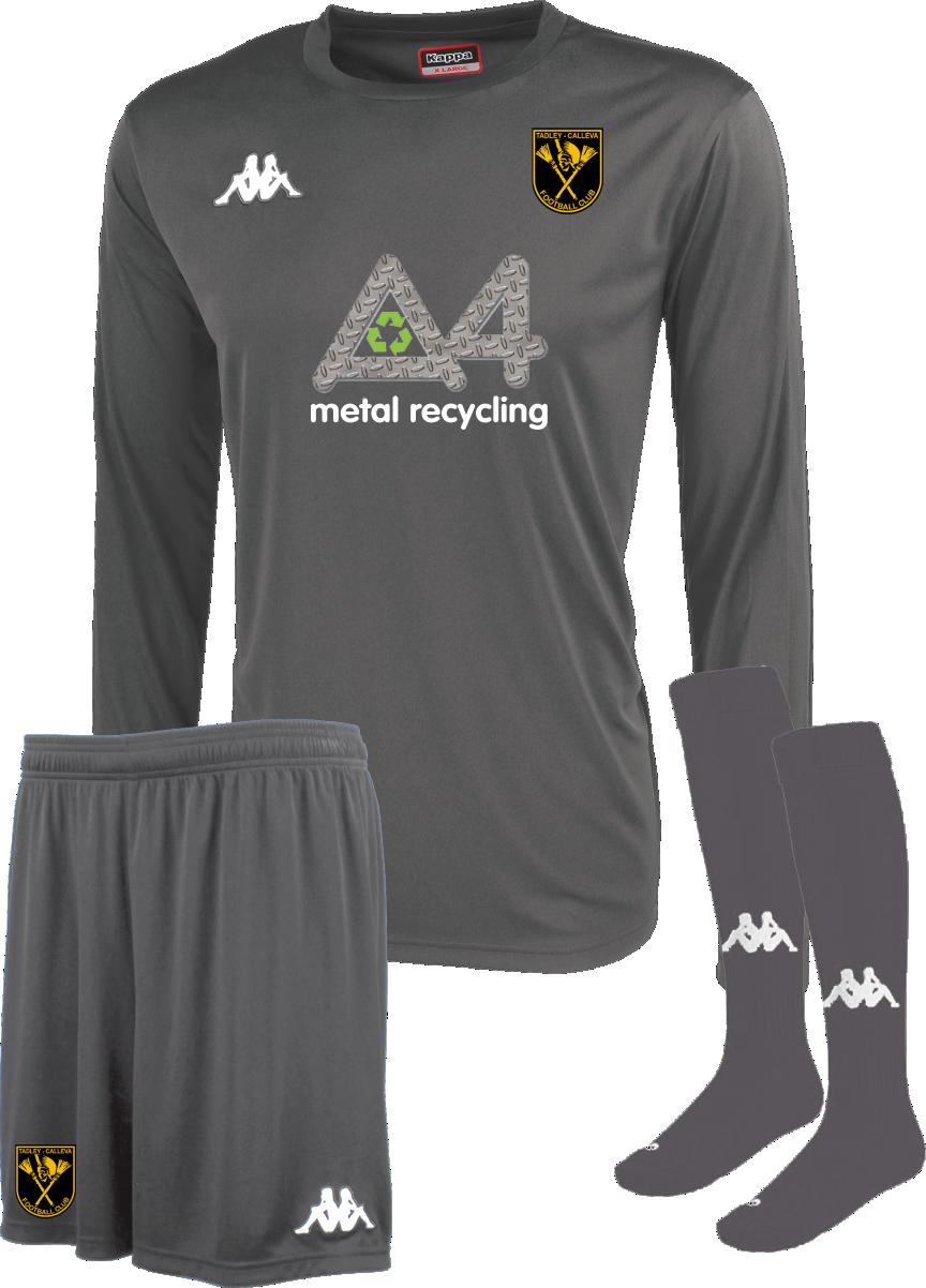 Tadley Calleva FC Replica Goalkeeper  Set - JUNIOR