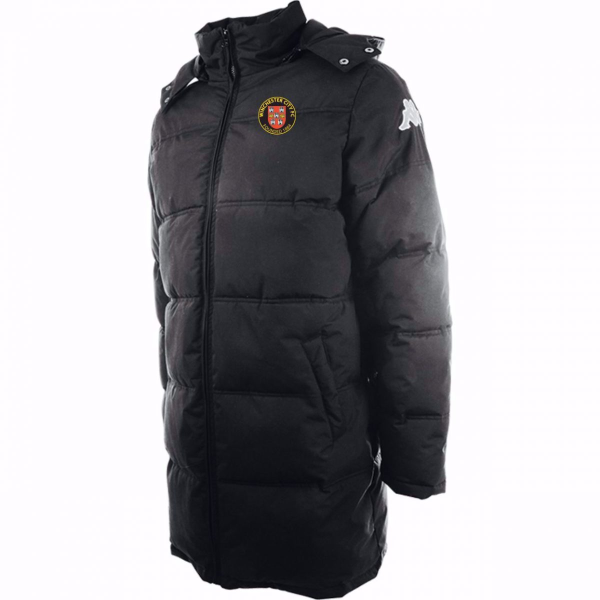 Winchester City FC Coaches MANAGERS COAT