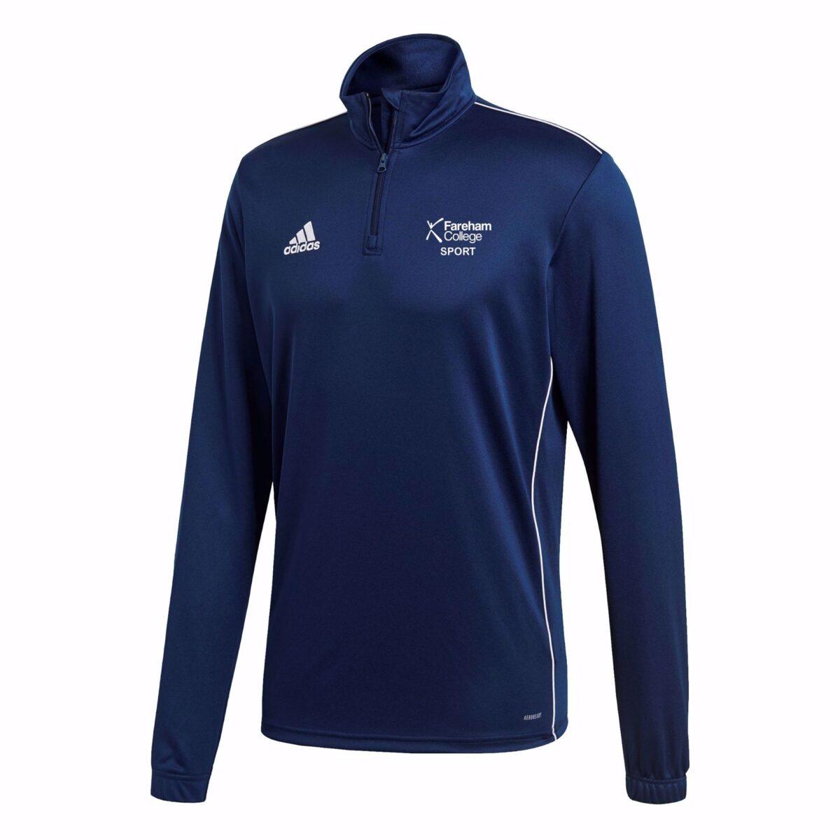 Fareham College Sport Adidas Core 18 Training Top