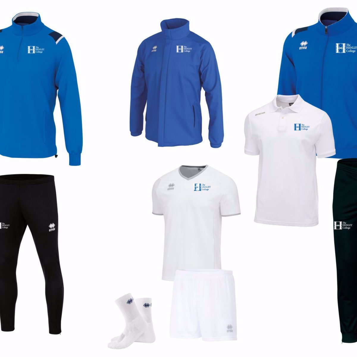 The Henley College Standard Kit Package