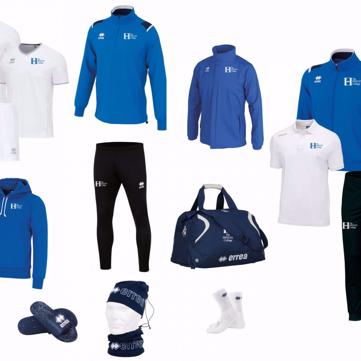 The Henley College High Performance Programme Kit Package
