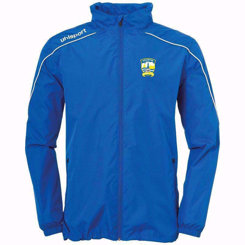 Braunton Abilities FC Rain Jacket - ADULT SIZES