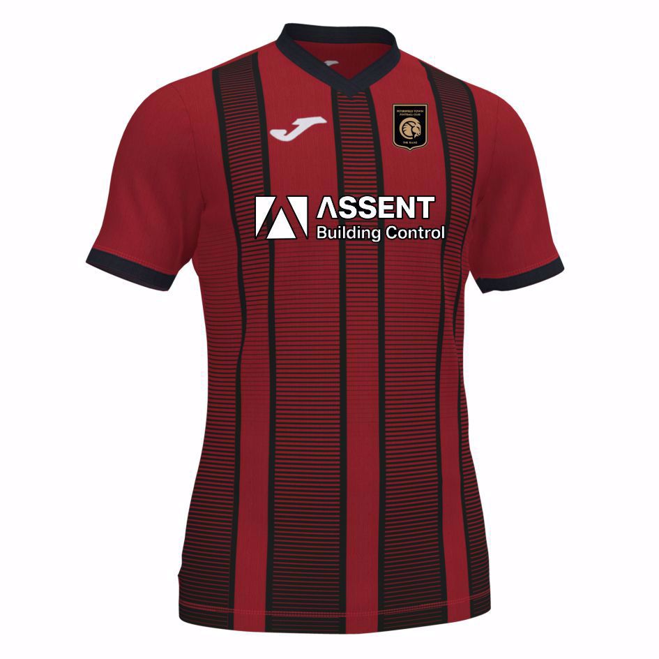 Petersfield Town FC 2020/21 Replica Home Shirt - Adult