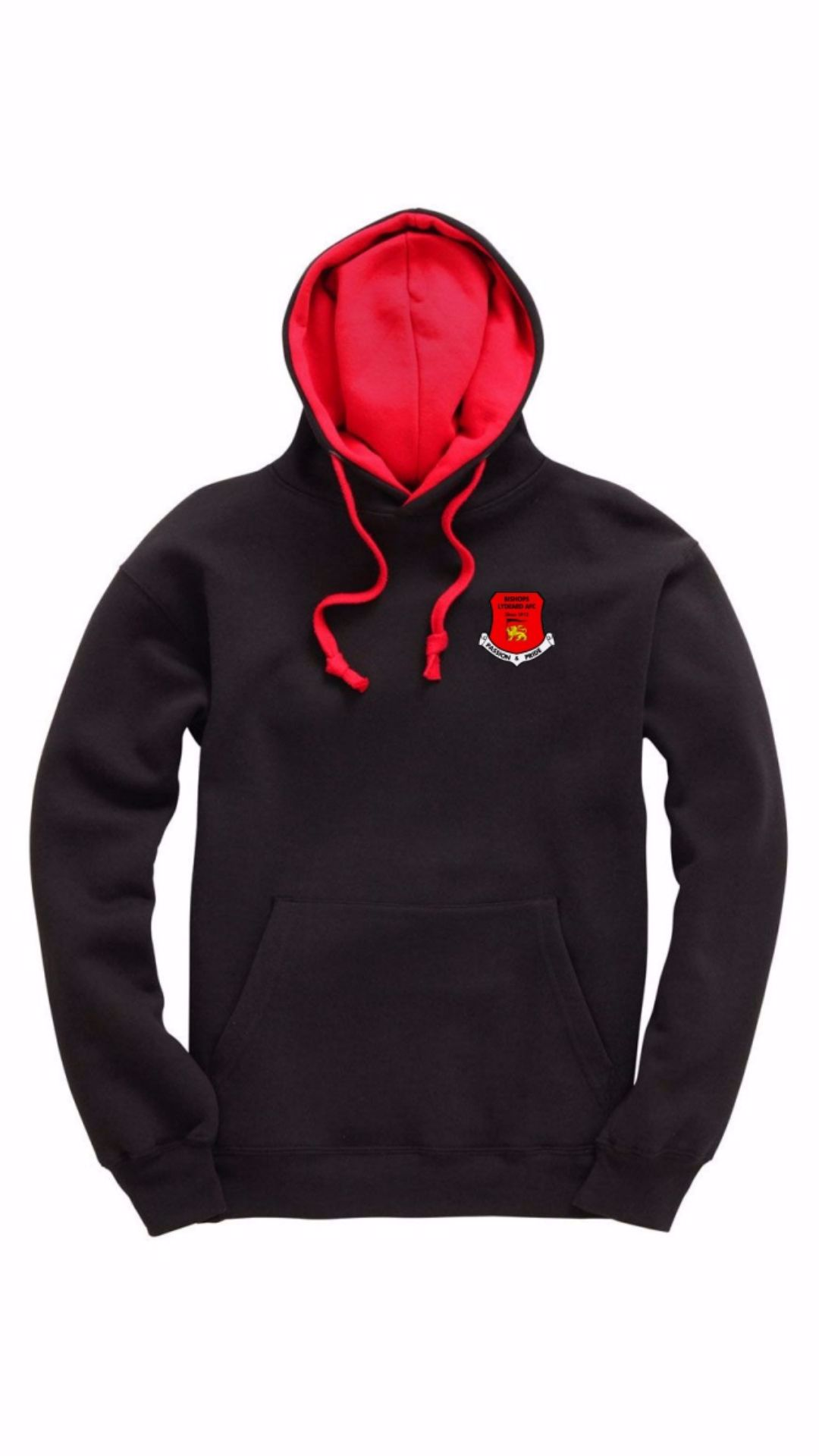 Bishops Lydeard FC Hoody - ADULT Sizes