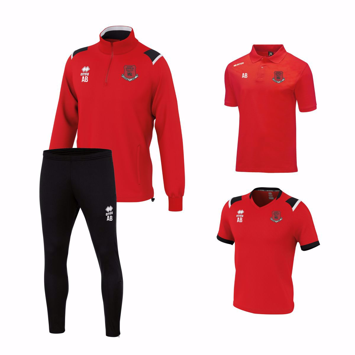 BISHOPS LYDEARDS FC PLAYERS PACK - Juniors