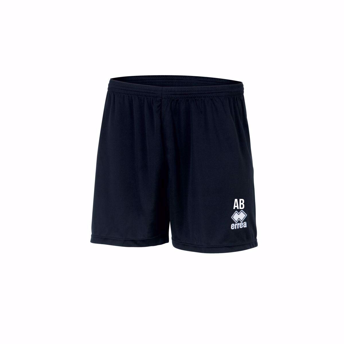 BISHOPS LYDEARDS FC New Skin Training Shorts - Black Junior