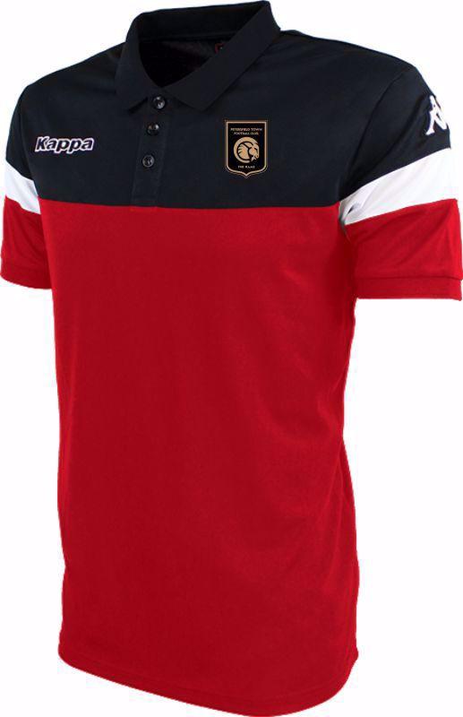 Petersfield Town FC Salto Polo Shirt - 304IP20