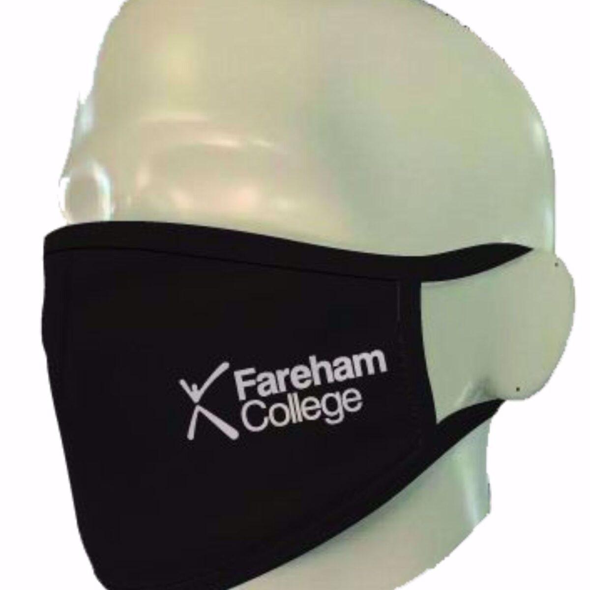 Fareham College Face Covering