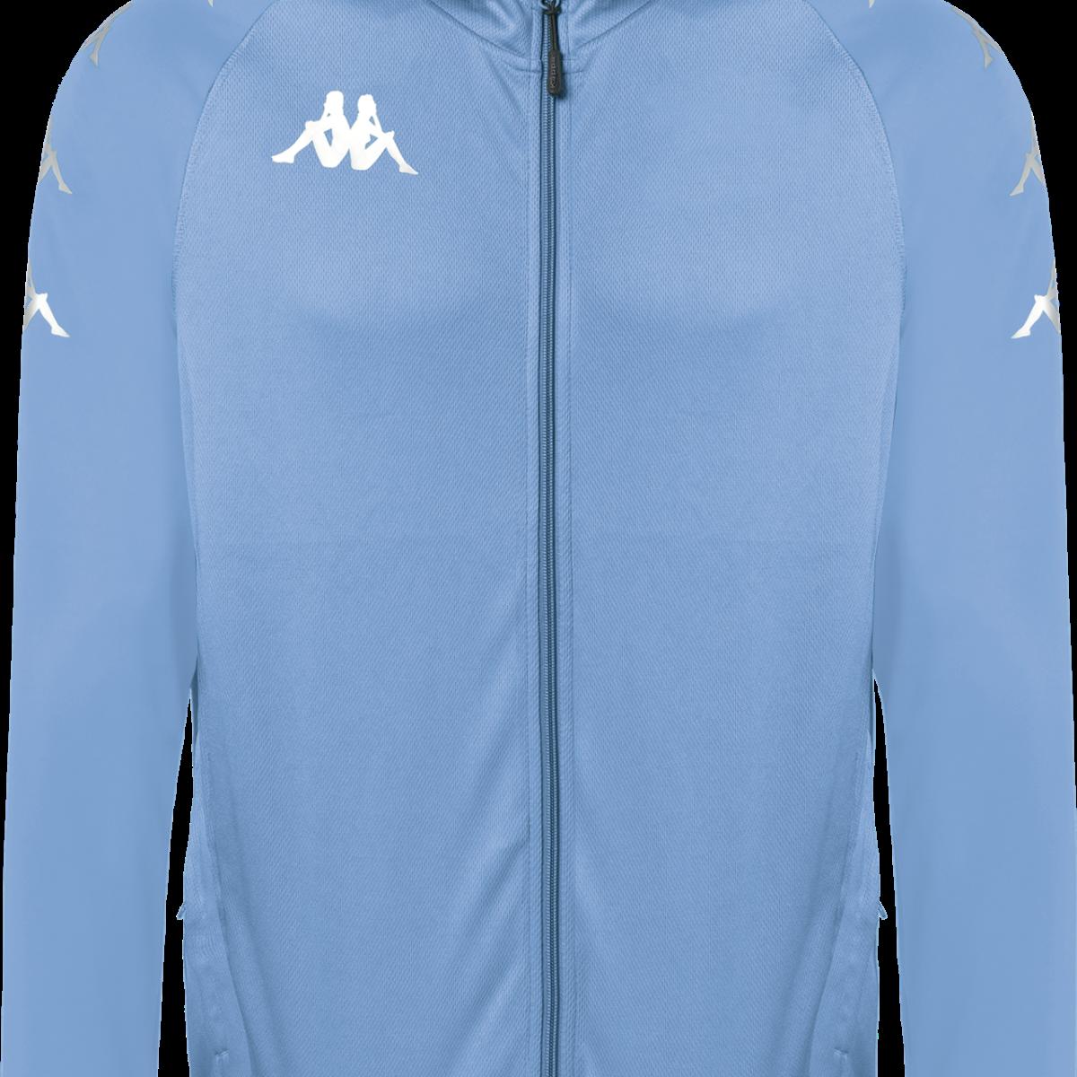 Tortona Tracksuit Jacket -JUNIOR  Blue Sky 3115CRW 129 FC Fresno Academy