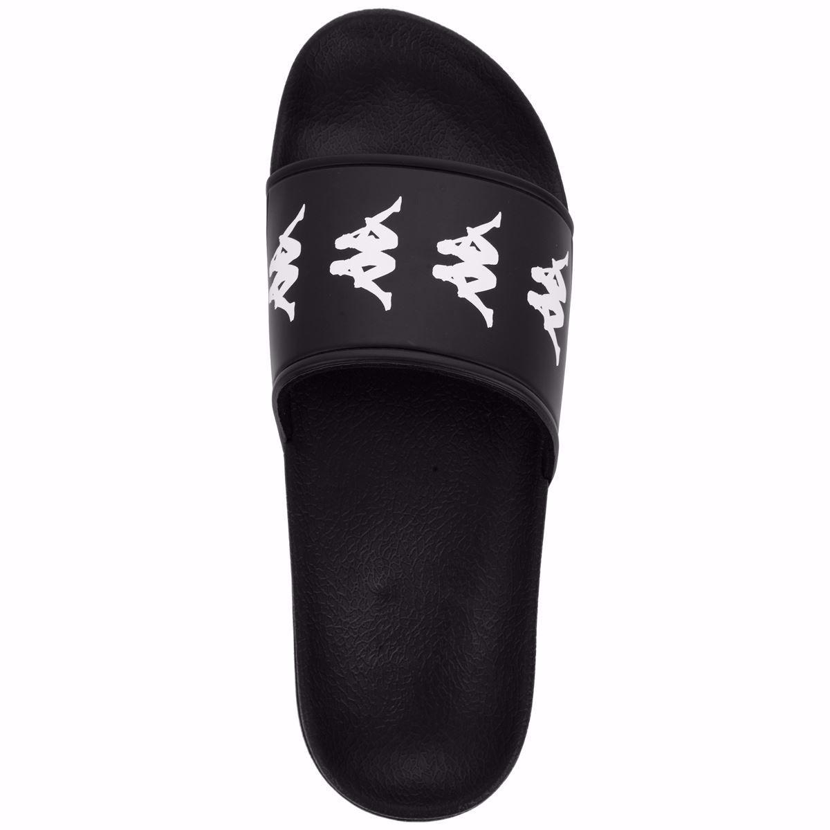 Kappa Flip Flops 304SQXO 900 Black