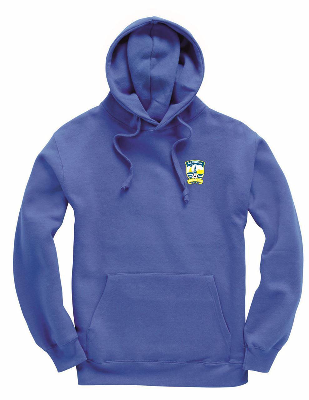 Braunton Abilities FC Hoody - JUNIOR SIZES