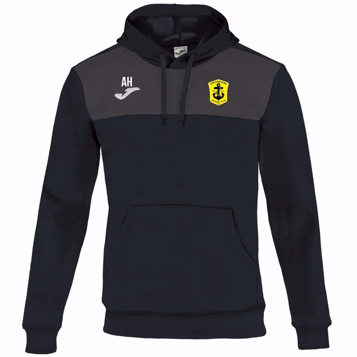 Winner Hooded Sweatshirt 101685.110 - Anchorsholme FC