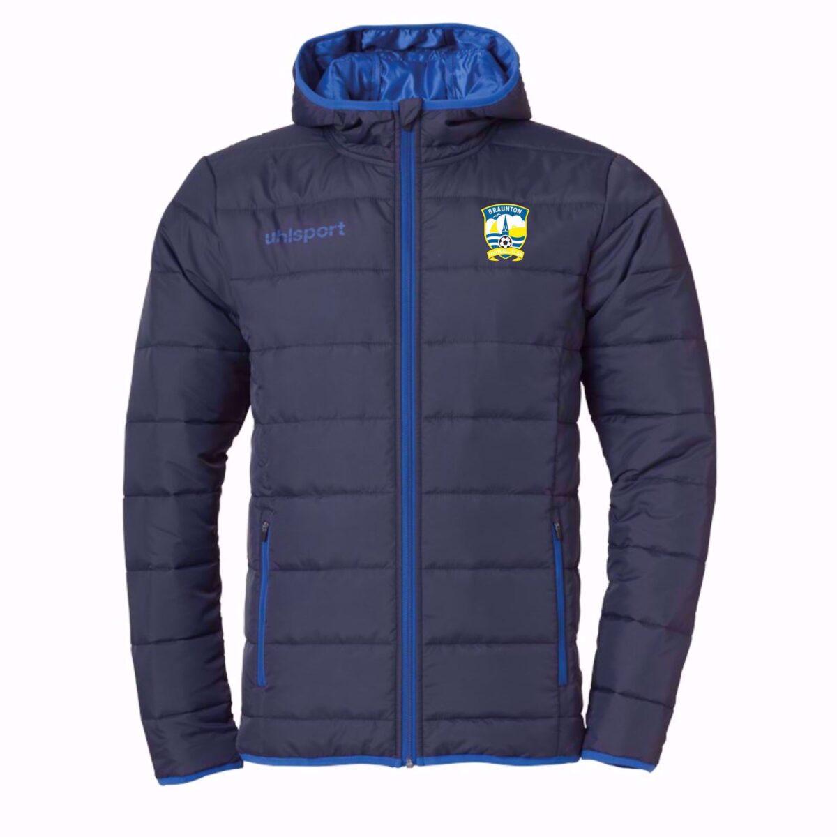Braunton FC Essential Ultra Lite Down Jacket - JUNIOR