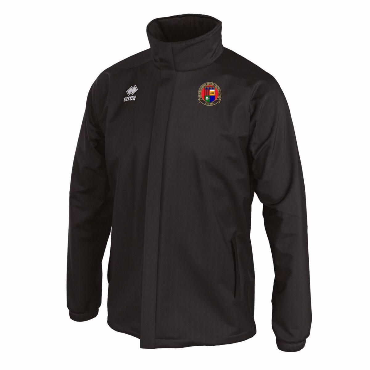 Shamwickshire Rovers Youth FC : Errea Syun Rain Jacket - ADULT