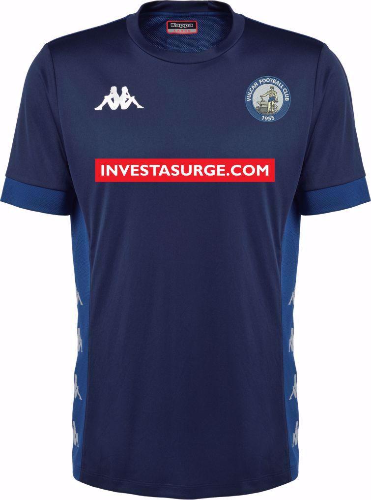 VULCAN FC  DERVIO Shirt SS - 31152PW A03