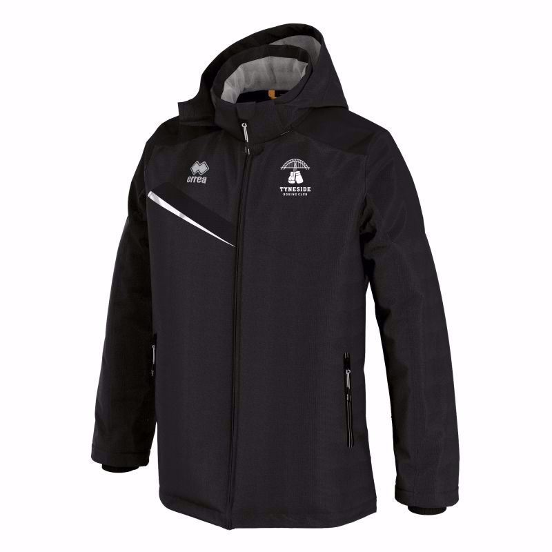 Tyneside Boxing Club Iceland 3.0 Jacket FJO10Z Black