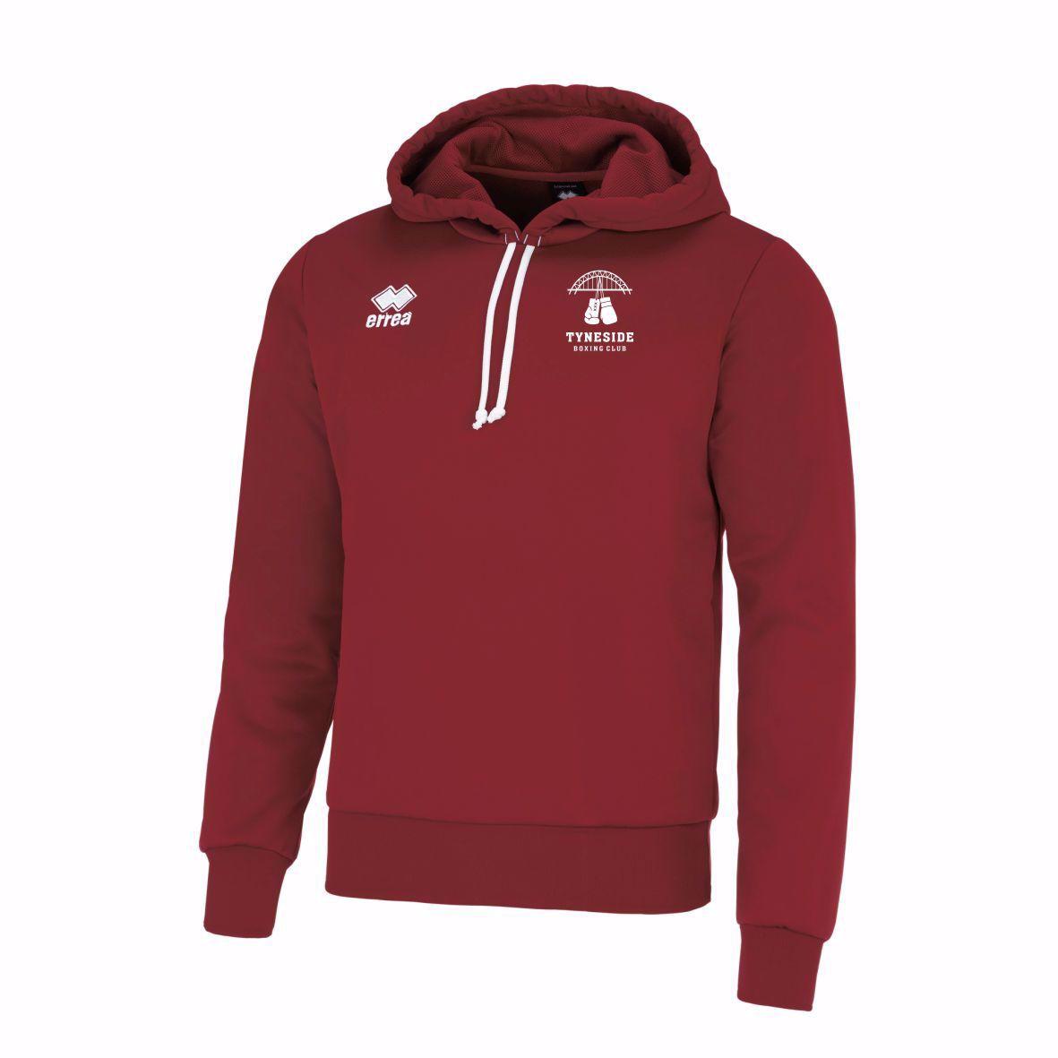 Tyneside Boxing Club JONAS Sweatshirt  - FGOFOZ Maroon