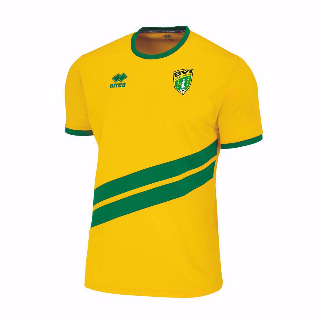 British Virgin Isles - HOME Replica Shirt - ADULT