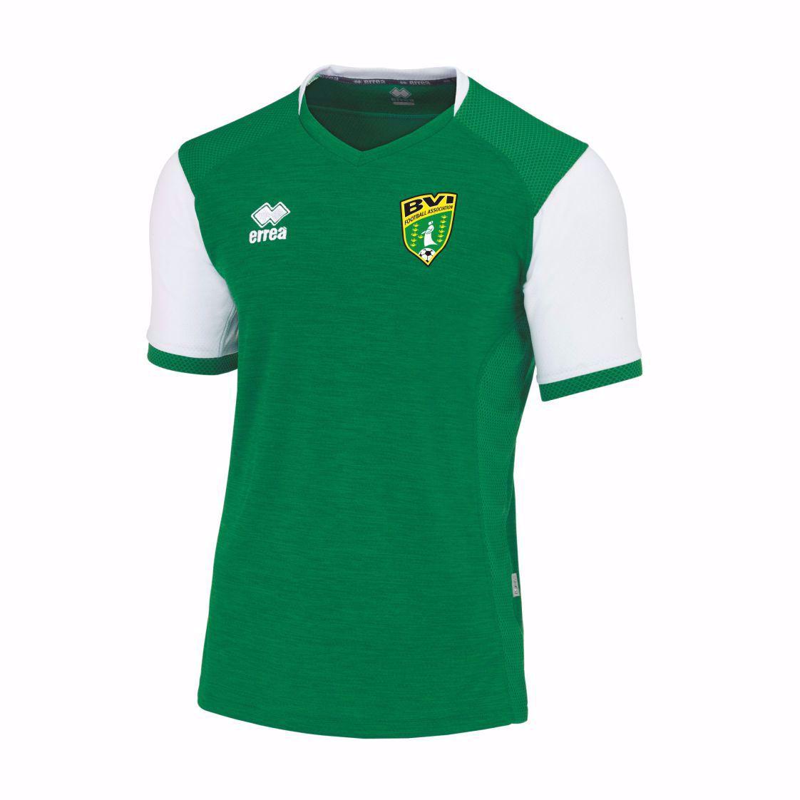 British Virgin Isles - AWAY Replica Shirt - ADULT