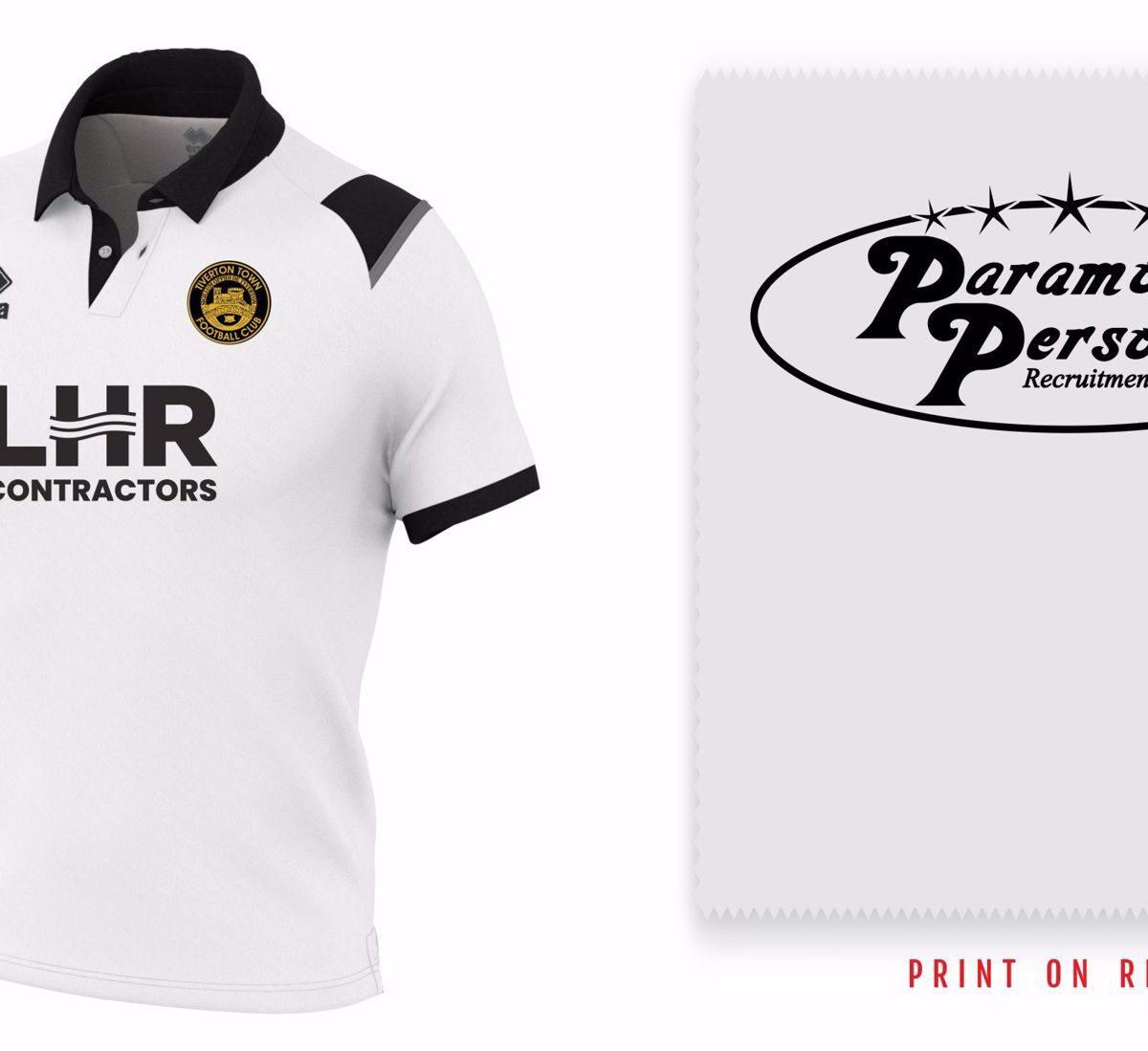 Tiverton Town Development FC Errea  Luis Polo Shirt FM710C 19100