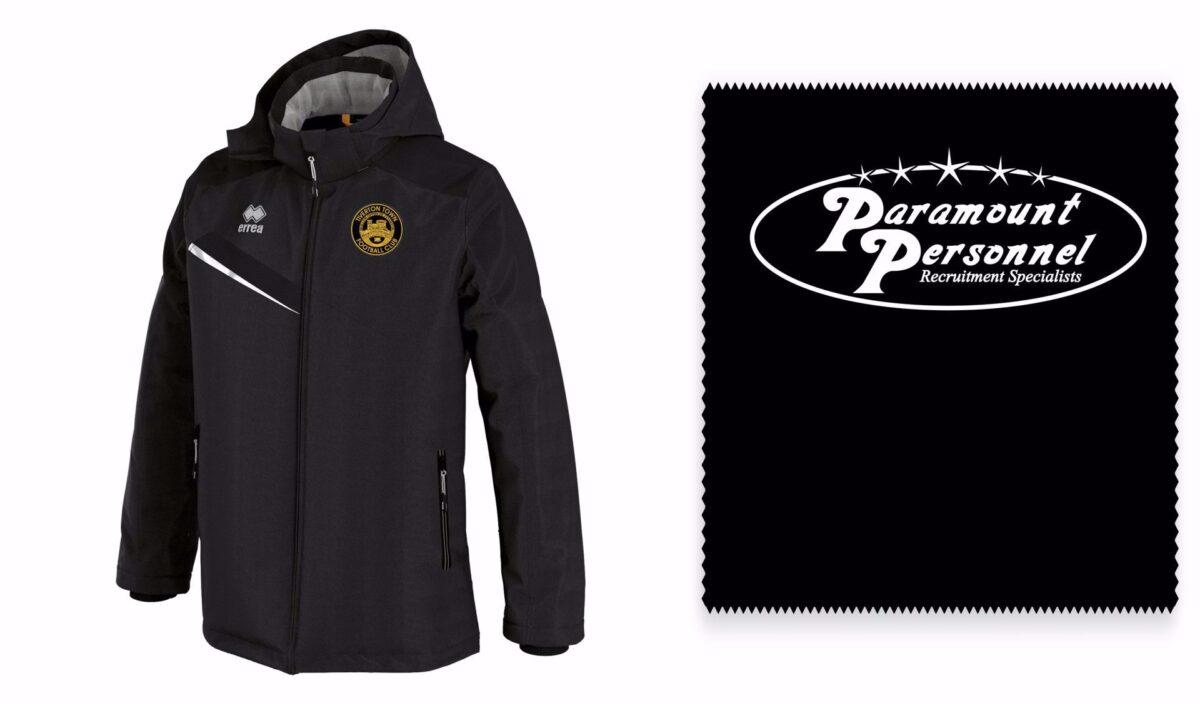 Tiverton Town Development FC Iceland 3.0 Jacket FJO10Z 00120