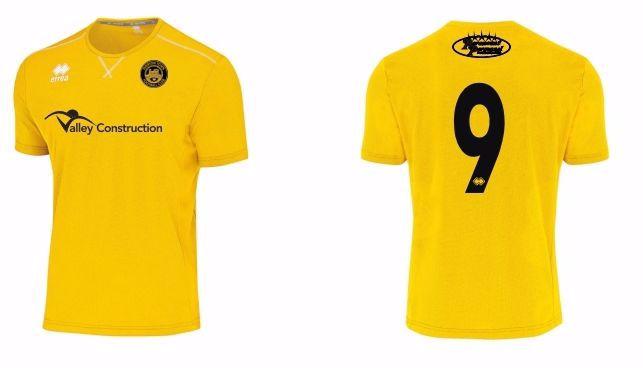 Tiverton Town Development FC Match Shirt