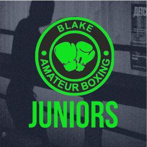 BLAKE AMATEUR BOXING CLUB - JUNIORS
