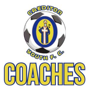 Crediton Youth FC - Coaches